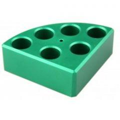 Табла DLAB зелена, с 6 отвора