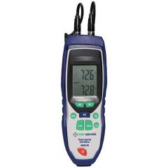 Термометър със сонда RTD Digi-Sense, проследим l NIST, с регистратор на данни, - 200 - 850 °C