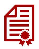 Сертификат за метеорологична верификация Kern DAkkS 965-201, клас I