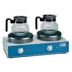 Кръгъл котлон dubla Duplac JP Selecta, 400 °C