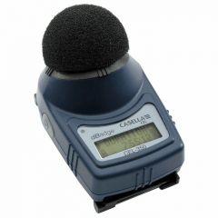 Шумометър тип 2 комплект  Casella dBadge Micro Intrinsically Safe CEL-350IS-K1, 65 - 140 dB
