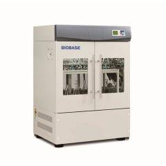 Вертикален инкубатор Biobase BJPX-1102 с въртеливо разбъркване и две врати, 40-300 об / мин, 30 ° С до 60 ° С