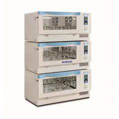 Хоризонтален инкубатор Biobase BJPX-2012R с въртеливо разбъркване, 40 - 300 RPM, 4°C до 60°C