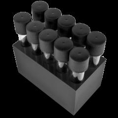 Гнездо Biosan B10-16 за нагревател с блокове CH3-150, 10 гнезда