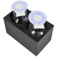 Гнездо Biosan B2-50 за нагревател с блокове CH3-150, 2 гнезда