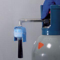 Инсталация за производство на сух лед / въглероден диоксид Burkle SnowPack 250