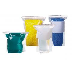 Стерилни торбички Burkle SteriBag Stand Up, изработени от полиетилен, 229*152 мм, 500 бр