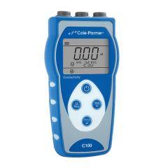 Кондуктометър портативен Cole-Parmer C100, 0 - 200 mS/cm