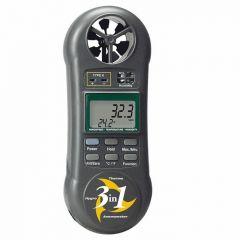 Термоанемометър Cole-Parmer Extech 45160, 0.4 - 30 m/s.