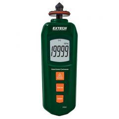 Тахометър контактен/безконтактен Extech RPM40 99 999 RPM