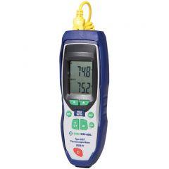 Термопара за термодвойки J, K, T Digi-Sense, проследим NIST, -200 - 1372 °C