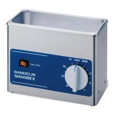Ултразвукова отопляема вана Bandelin Sonorex Super RK 31H, 0.9 l