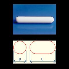 Магнитни бъркалки, цилиндрични, 40х8 мм, 10 бр