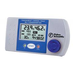 Datalogger за температура/влажност Fisher Scientific, NIST проследим, 30 720 отчитания