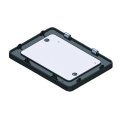DLAB вложки за HC110-Pro блоков нагревател, 96/384 ямкови микроплаки