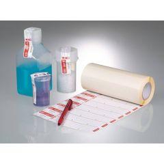 Eтикети за запечатване, Burkle, 178 * 30 mm, 500 бр