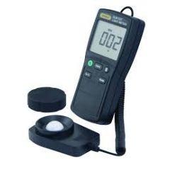 Луксметър с подвижен сензор General Tools & Instruments DLM1337, 4 обхвата на измерване, 20 000 lux