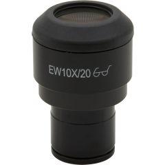 Микромерен окуляр М-163 Optika за микроскопи, 10x
