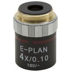 Обектив N-PLAN M-164 Optika за микроскопи, 4x