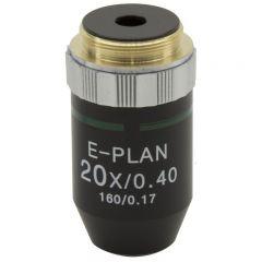 Обектив N-PLAN M-166 Optika за микроскопи, 20x