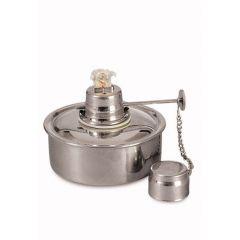 Спиртна лампа ROTH от неръждаема стомана, 85 мл
