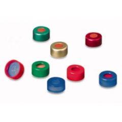 Капачки тип push-on ROTH за флакони, с фиксиращ пръстен, винт ND11, 100 бр