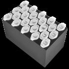 Гнездо Biosan B23-1.5 за нагревател с блокове CH3-150, 23 гнезда