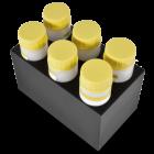 Гнездо Biosan B6-25 за нагревател с блокове CH3-150, 6 гнезда